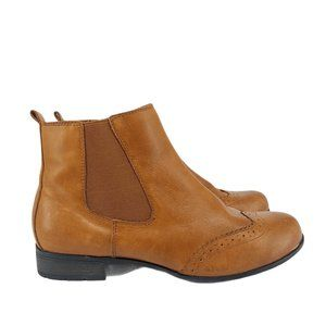 Hotter Womens Shawbury Comfort Ankle Boots Size 8